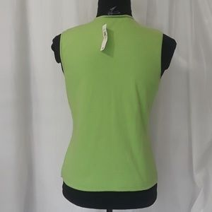 Ann Taylor Factory Tops - NWT Ann Taylor Factory Tank Top in Green